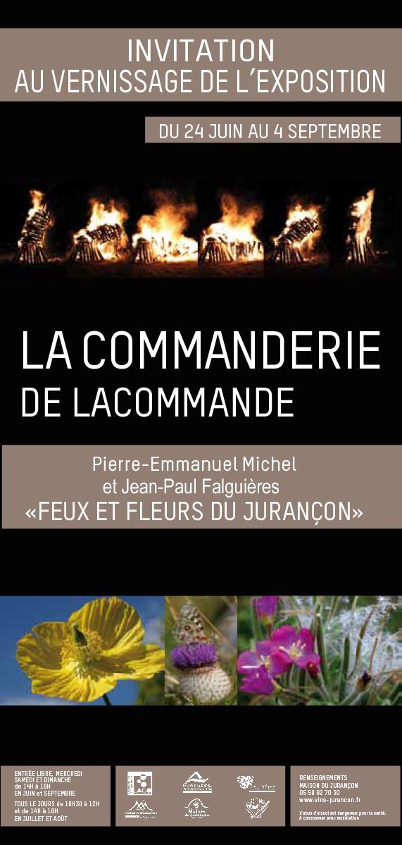 Feux et Fleurs du Jurançon Lacommande
