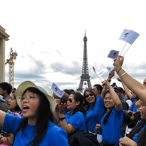 Philippines independence day celebrations in Paris