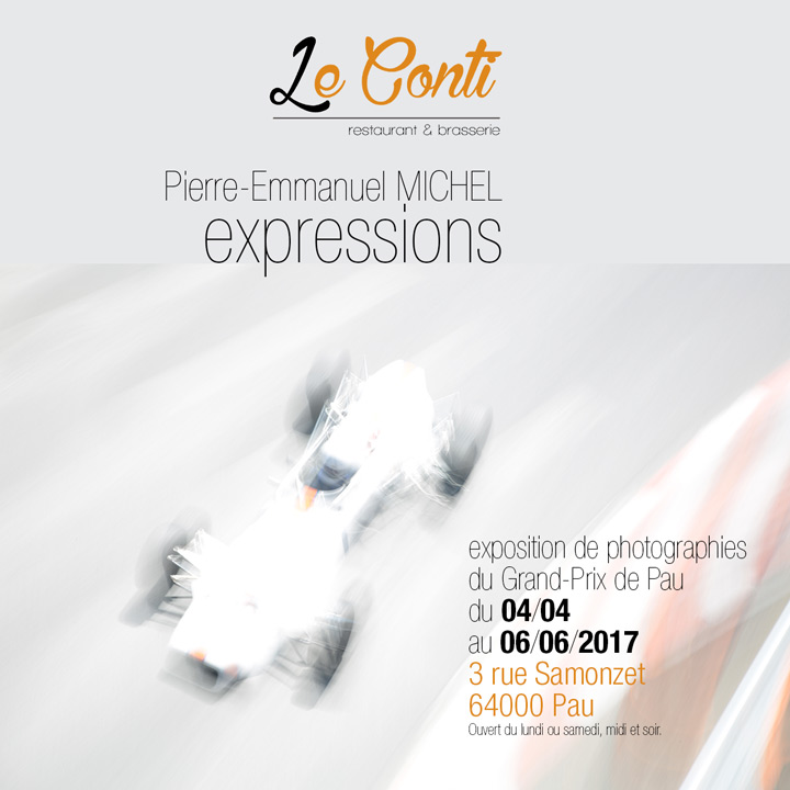 Expo Photo grand prix de Pau