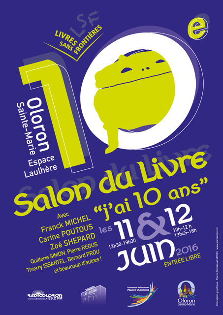 Salon du livre Oloron